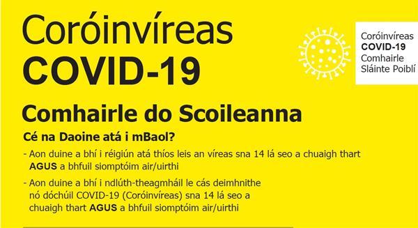 COVID-19 Coróinvíreas